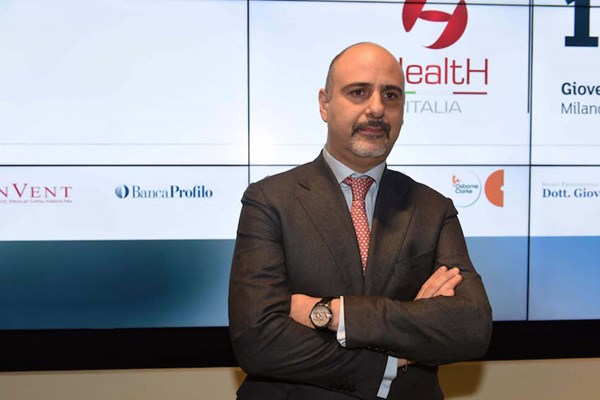 Health Italia acquisisce Fingerlinks e punta sull'Information Technology